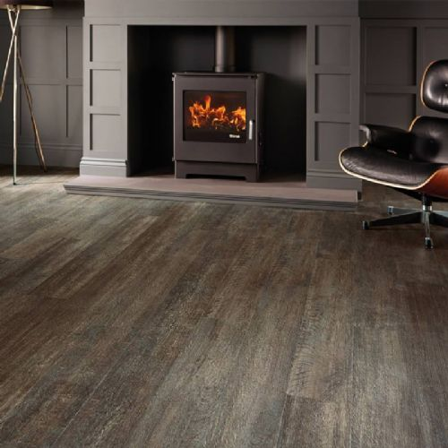 Karndean Van Gogh Wood Flooring Brushed Oak